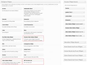 Wordpress YouTube Plugin